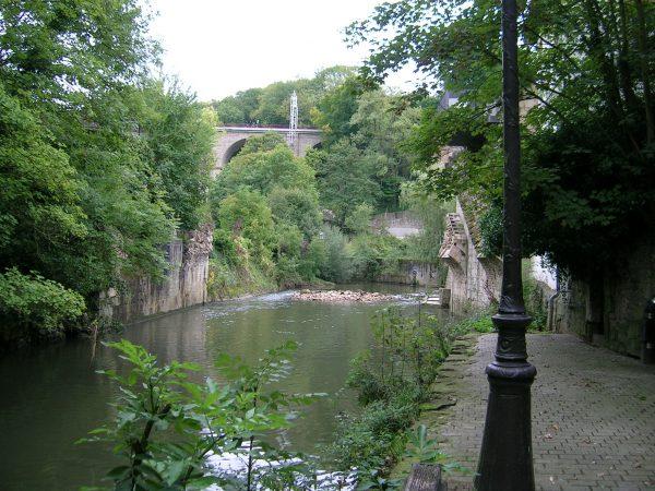 Grund i Luxembourg City