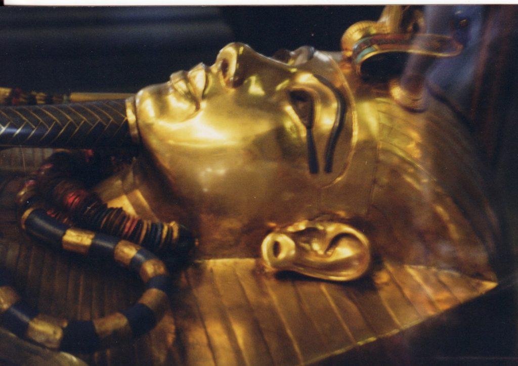 Tutankhamons dødemaske