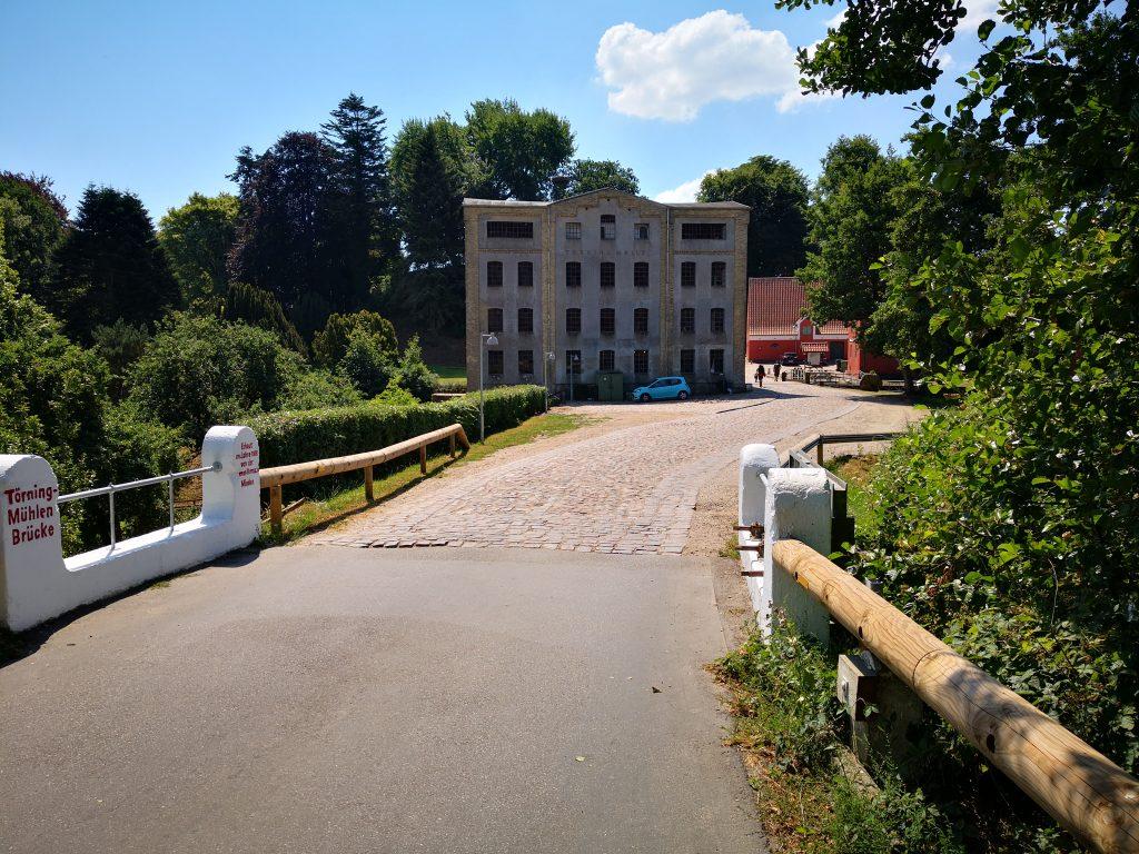 Tørning Mølle på Hærvejen