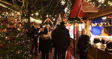 Julemarked ved Altenmarkt