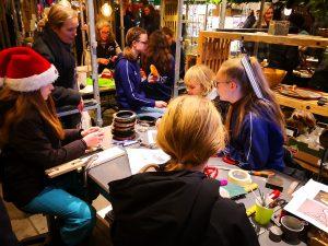 Smykkeworkshop med Den danske Design- og Håndværkefterskole