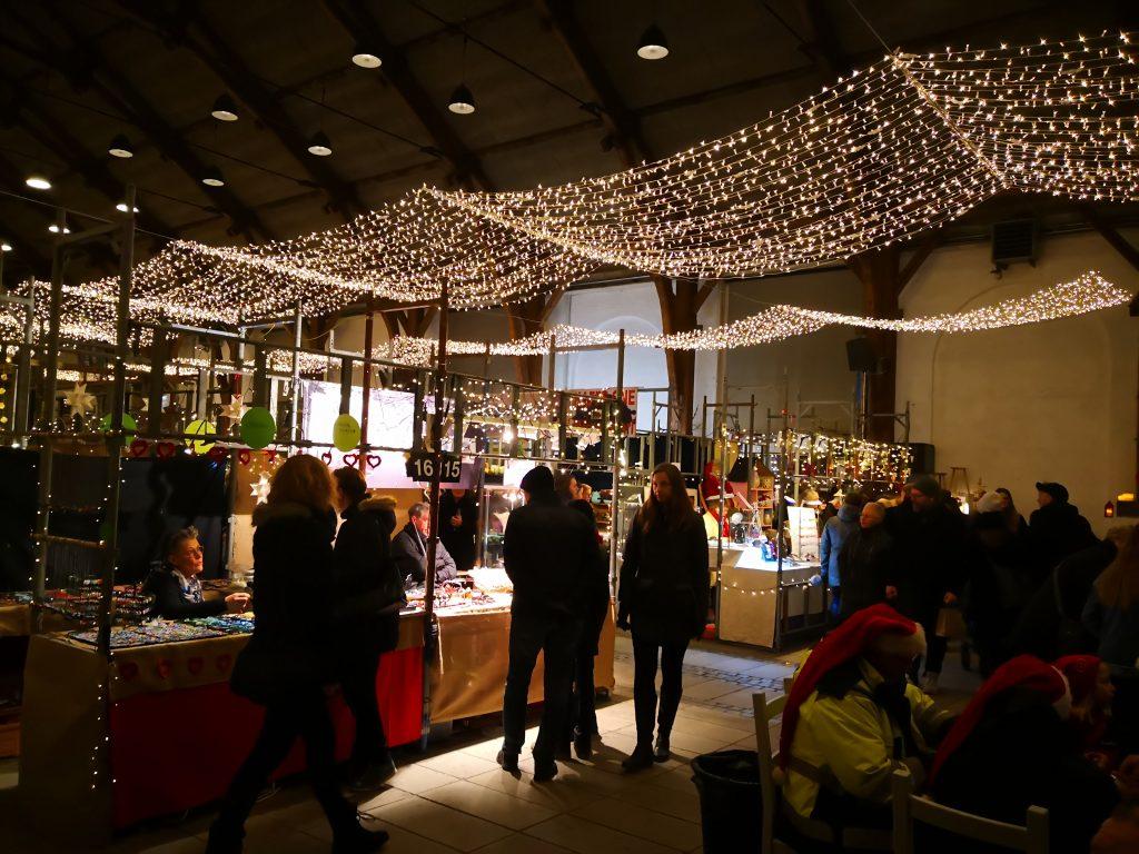 Julemarked i Ridehusets i Århus