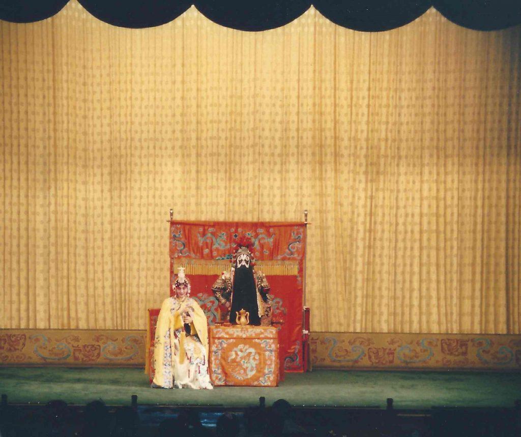 Operaens kejser og hans dronning